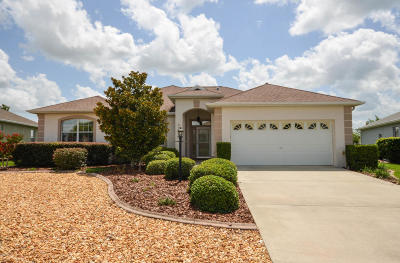 Ocala Single Family Home For Sale: 9888 SW 89th Lane Road