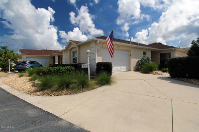 The Villages Single Family Home For Sale: 625 Concord Court