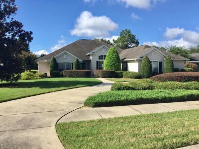 Ocala Single Family Home For Sale: 4816 SE 10 Place