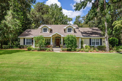 Ocala Single Family Home For Sale: 8166 SE 12th Court