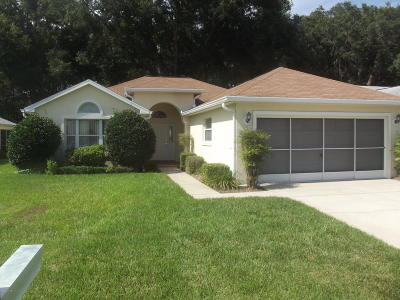 Ocala Single Family Home For Sale: 11002 SW 69th Circle
