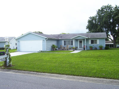 Spruce Creek So Single Family Home For Sale: 17649 SE 102nd Circle