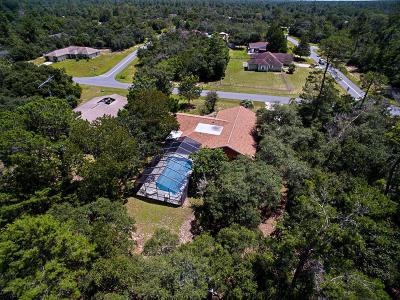 Ocala Single Family Home For Sale: 333 Marion Oaks Golf Road
