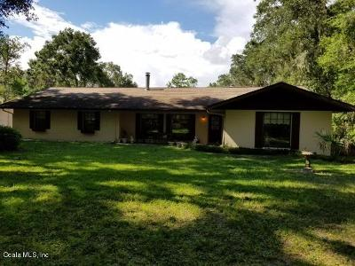 Ocala Single Family Home For Sale: 4225 NE 7th Street