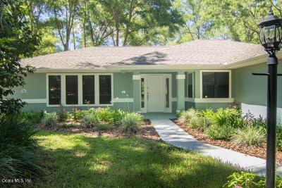 Dunnellon Single Family Home For Sale: 8494 SW 197 Court