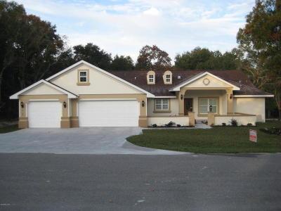 Summerfield Single Family Home For Sale: 16362 SE 81st Terrace