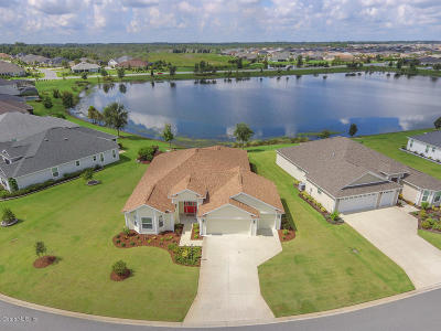 The Villages Single Family Home For Sale: 3436 Countryside Path