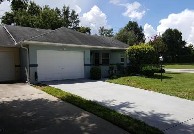 Ocala Condo/Townhouse For Sale: 9381 SW 84th Terrace #F