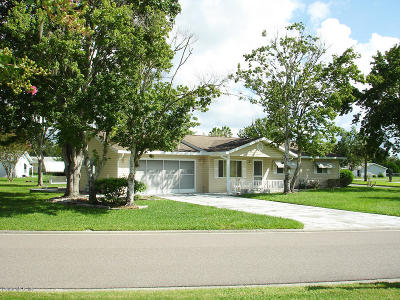 Spruce Creek So Single Family Home For Sale: 10275 SE 179th Place