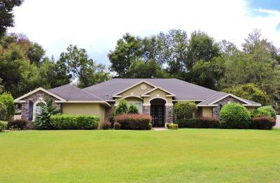 Ocala Single Family Home For Sale: 5284 SE 39 Loop