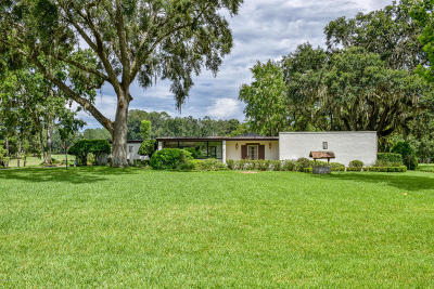 Ocala Single Family Home For Sale: 5435 NW 78th Court