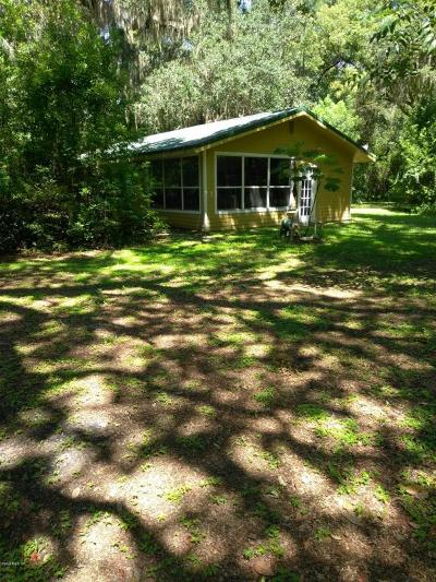 Marion County Single Family Home For Sale: 13555 SE Hwy 464c