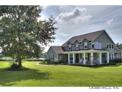 Marion County Farm For Sale: 7914 NW 100th Street
