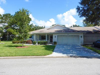 Single Family Home For Sale: 8973 SW 94th Lane #A
