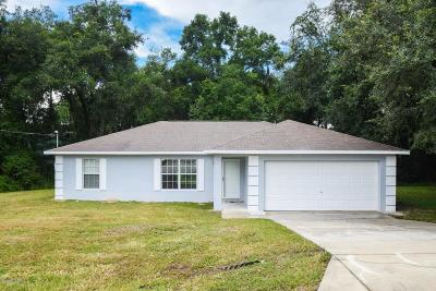 Ocala Single Family Home For Sale: 36 Juniper