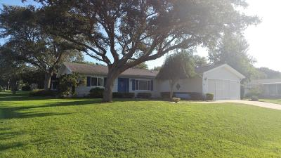Ocala Single Family Home For Sale: 6495 SW 109th Street