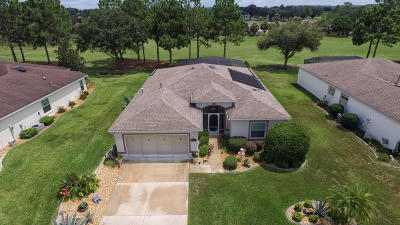 Ocala Single Family Home For Sale: 15353 SW 15 Terrace