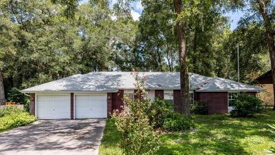 Ocala Single Family Home For Sale: 3061 NE 34th Street