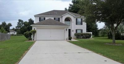 Ocala Single Family Home For Sale: 4514 SE 28th Street