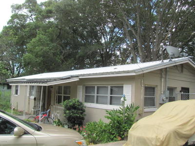 Ocala Single Family Home For Sale: 1336 SW 2nd Street