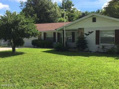 Ocala Single Family Home For Sale: 1517 NE 17th Avenue
