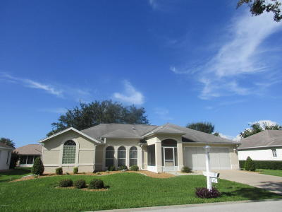 Ocala Single Family Home For Sale: 5120 NW 25th Loop