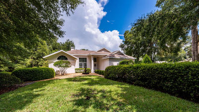 Dunnellon Single Family Home For Sale: 9132 SW 193 Circle