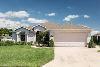 Ocala Single Family Home For Sale: 1823 SW 157th Place Rd
