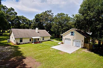 Ocala Single Family Home For Sale: 15 NE 62nd Street