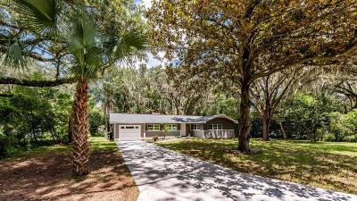 Ocala Single Family Home For Sale: 1827 SE 11th Street