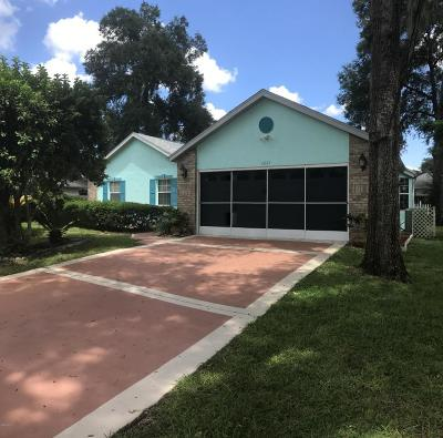 Ocala Single Family Home For Sale: 4245 NE 34th Court
