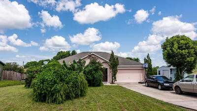 Ocala Single Family Home For Sale: 115 Larch Road