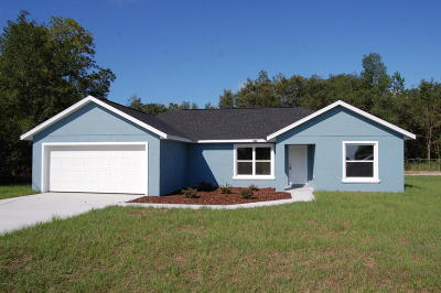 Ocala Single Family Home For Sale: 212 Locust Pass Lane