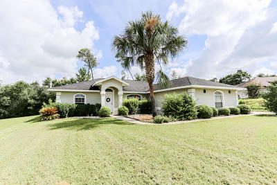 Ocala Single Family Home For Sale: 4629 SW 100th Lane