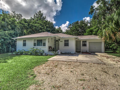 Ocala Single Family Home For Sale: 1028 NE 10th Street