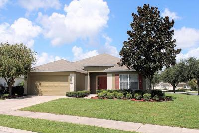 Ocala Single Family Home For Sale: 4206 SW 53rd Circle