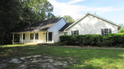Marion County Single Family Home For Sale: 5775 NE 62nd Court Road