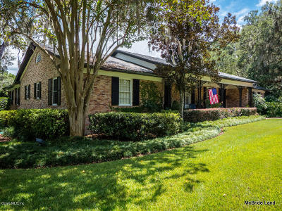 Ocala Single Family Home For Sale: 1720 SE 11 Street