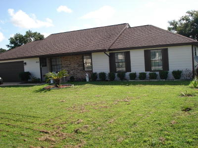 Ocala Single Family Home For Sale: 3253 NW 45th Court