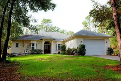 Dunnellon Single Family Home For Sale: 8660 SW 209 Court