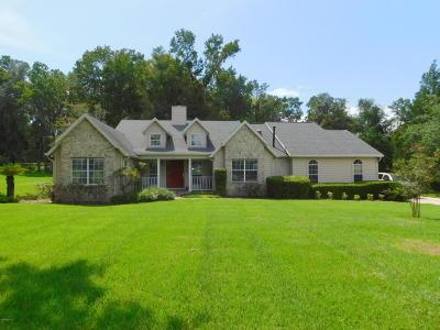 Ocala Single Family Home For Sale: 760 SW 89th Terrace