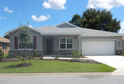 Ocala Single Family Home For Sale: 9901 SW 95th Loop