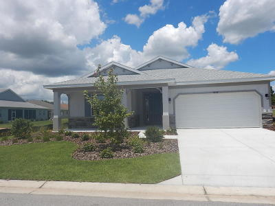 Ocala Single Family Home For Sale: 9709 SW 95th Loop