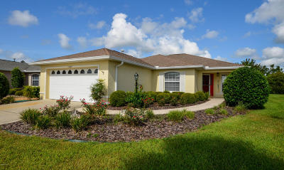 Ocala Single Family Home For Sale: 10027 SW 90th Loop