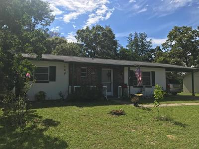 Ocala Single Family Home For Sale: 14878 SW 43rd Terrace Road