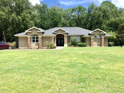 Ocala Single Family Home For Sale: 3511 SE 45 Avenue