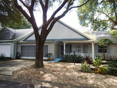 Ocala Single Family Home For Sale: 8430 SW 91st Street #F