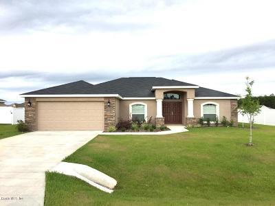 Ocala Single Family Home For Sale: 9700 SW 51st Avenue