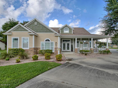 Summerfield Single Family Home For Sale: 9740 SE 144th Street