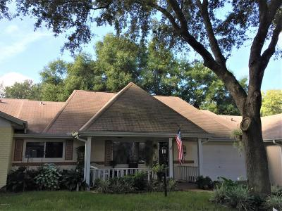 Ocala Single Family Home For Sale: 8556 SW 90th Lane #D